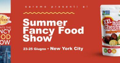 Siamo pronti per il Summer Fancy Food di New York