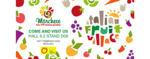 Marchese a Fruit Logistica 2020