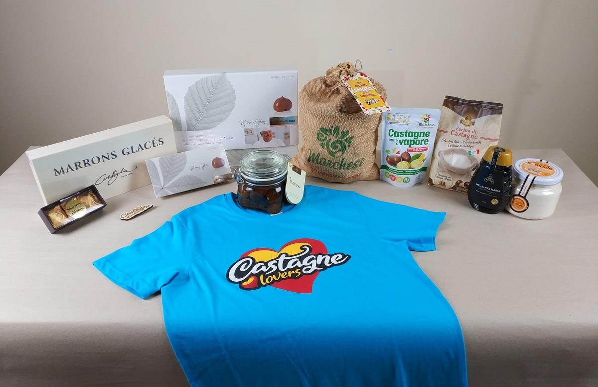 Castagne Lovers: l'e-commerce di Marchese Castagne per chi ama le castagne