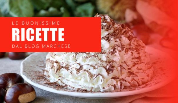 Montebianco (Montblanc): il dessert che mette d'accordo tutti!